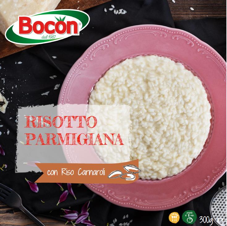 risotto parmigiana