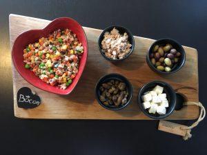 ricetta insalata di cereali 2