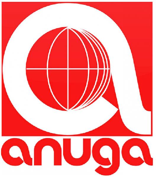 logo della fiera anuga